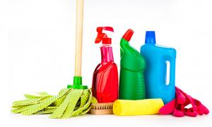 Entsorgung-Reinigungsmittel